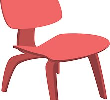 Ray & Chales Eames ICW Chair Classic Design by bekindly
