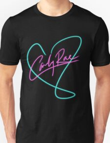 Carly Rae Jepsen - Heart Print Unisex T-Shirt