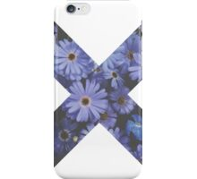 xx iPhone Case/Skin