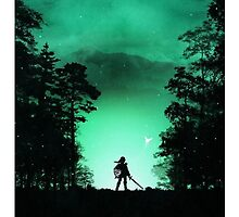 Legend of Zelda by oraw3n