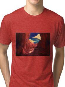 Exploration Tri-blend T-Shirt