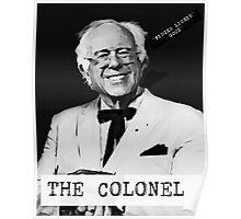 COLONEL SANDERS - BERNIE SANDERS Poster