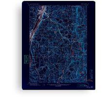 New York NY Troy 144355 1898 62500 Inverted Canvas Print