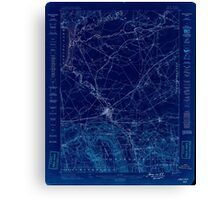 New York NY Oneida 148050 1898 62500 Inverted Canvas Print