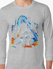Warrior of the Lost World Long Sleeve T-Shirt