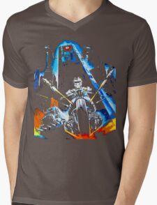 Warrior of the Lost World Mens V-Neck T-Shirt