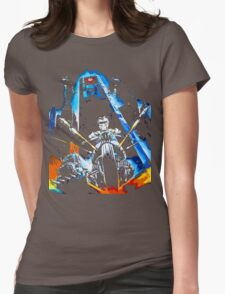 Warrior of the Lost World Womens Fitted T-Shirt