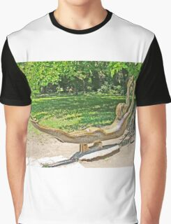 Who moved all the water? Graphic T-Shirt