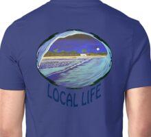"Local Life 805 ""Full Moon Tube"" t-shirt Unisex T-Shirt"