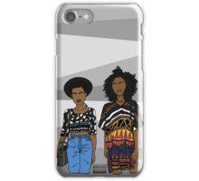 SBB (aba) iPhone Case/Skin