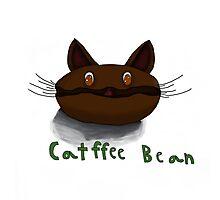 Catffee Bean Photographic Print