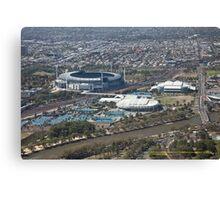 MCG, Rod Laver Arena and Hisense Arena, Melbourne Australia Canvas Print