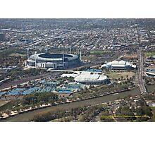 MCG, Rod Laver Arena and Hisense Arena, Melbourne Australia Photographic Print
