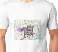 Wizard Dog Unisex T-Shirt