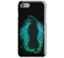 Glowing Ripples iPhone Case/Skin