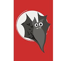 Batsy funny nerd geek geeky Photographic Print