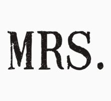 Mrs One Piece - Long Sleeve