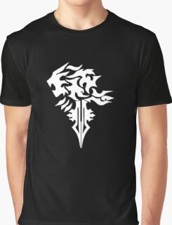 Final Fantasy 8 Squall Inspired Unisex Graphic T-Shirt