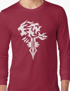 Final Fantasy 8 Squall Inspired Unisex Long Sleeve T-Shirt