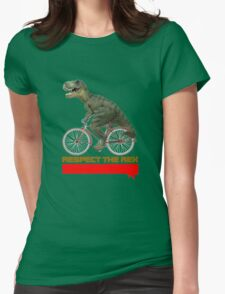 Trex ride a bicycle T-Shirt
