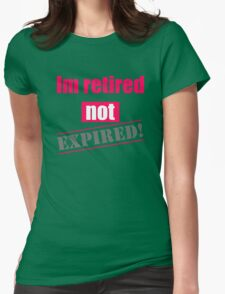 Not that expired Funny Man's Tshirt T-Shirt