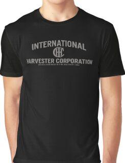 IHC International Harvester Corporation Graphic T-Shirt