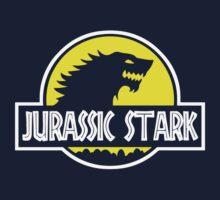 Jurassic Stark Game of Thrones Baby Tee