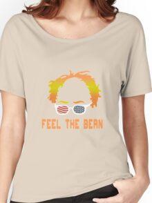Bernie Sanders funny nerd geek geeky Women's Relaxed Fit T-Shirt