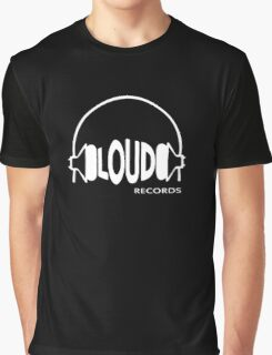 LOUD RECORDS Graphic T-Shirt