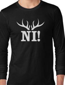 Monty Python Ni Long Sleeve T-Shirt