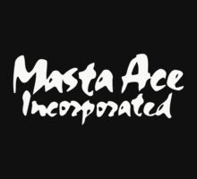 MASTA ACE One Piece - Short Sleeve