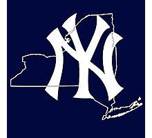 New york Yankees- New york state Photographic Print