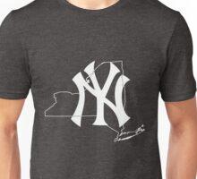 New york Yankees- New york state Unisex T-Shirt