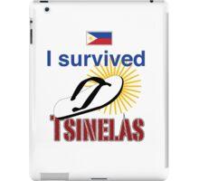 I survived tsinelas iPad Case/Skin