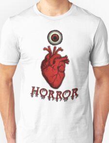 THE HORROR FANATIC ARRIVES T-Shirt