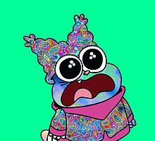 Trippy Chowder (No Rainbow) by twinkiedog