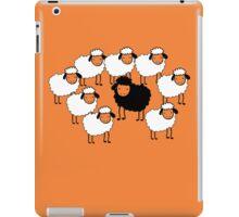 Black Sheep funny nerd geek geeky iPad Case/Skin