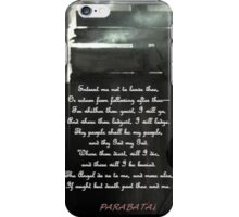Alec iPhone Case/Skin
