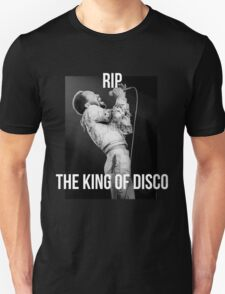 RIP Maurice White - Tribute The King Of Disco T-Shirt