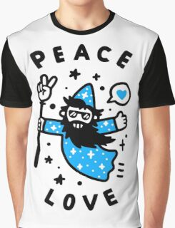 Coolest Wizard Graphic T-Shirt