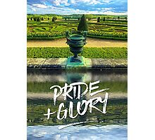 Pride + Glory Versailles Palace Gardens Paris France Photographic Print