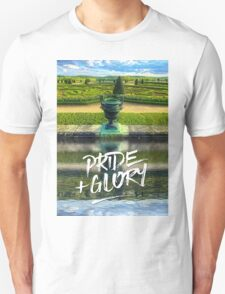 Pride + Glory Versailles Palace Gardens Paris France T-Shirt