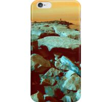 Argentinian Rock Pier iPhone Case/Skin