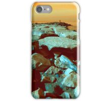 Argentinian Rock Pier iPhone Case/Skin