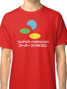 SNES Super Famicom COLOURS Classic T-Shirt