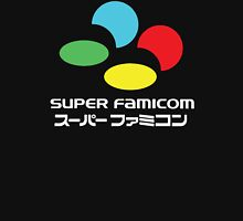 SNES Super Famicom COLOURS Unisex T-Shirt