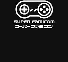 SNES Super Famicom WHITE Joypad Controller Unisex T-Shirt