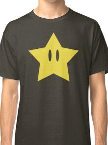 Super Mario Power Star Classic T-Shirt