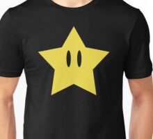 Super Mario Power Star Unisex T-Shirt