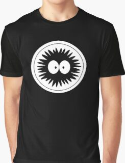 Totoro Soot Sprite Graphic T-Shirt